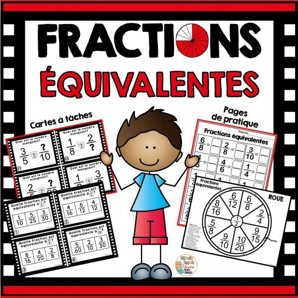 fractions équivalentes