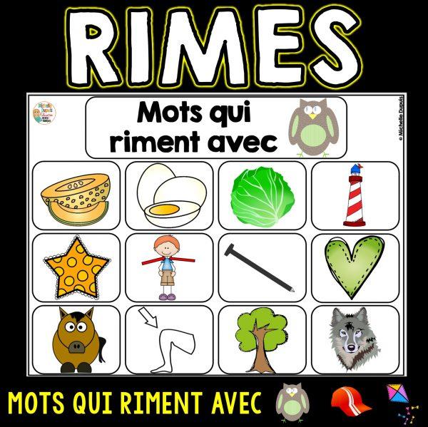 RIMES AN OU ETTE