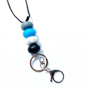 collier porte-clés