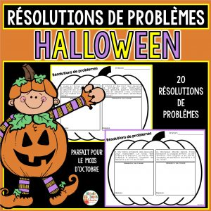 halloween résolutions de problèmes
